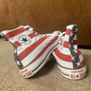Converse All Star shoes 👟🇺🇸